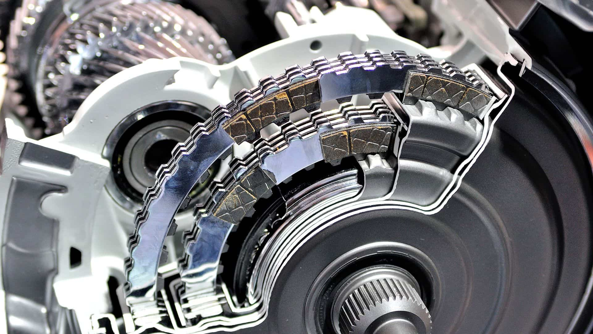 Steps to pulling a transmission