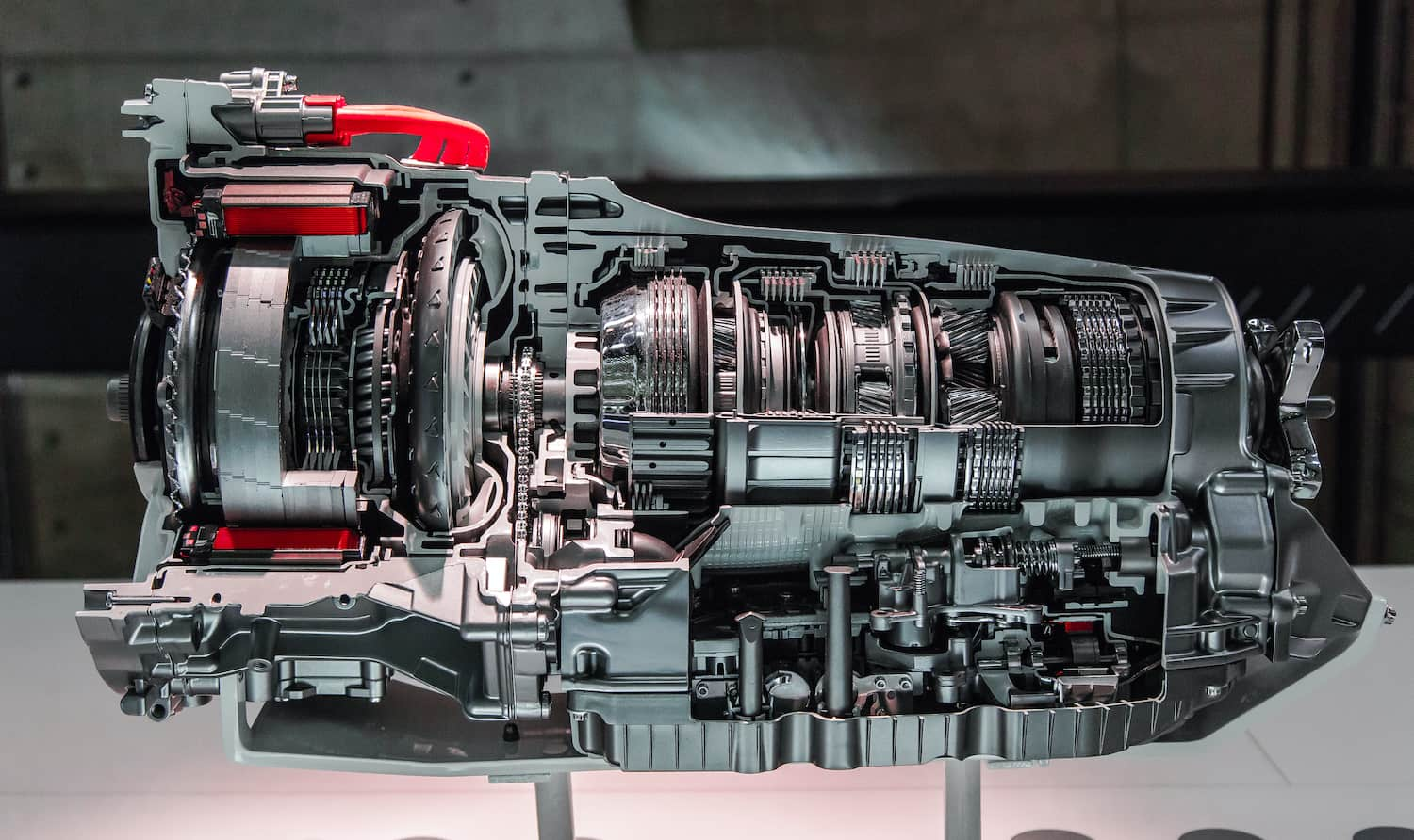 replacement vehicle transmission